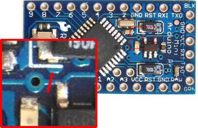 Arduino pro mini download