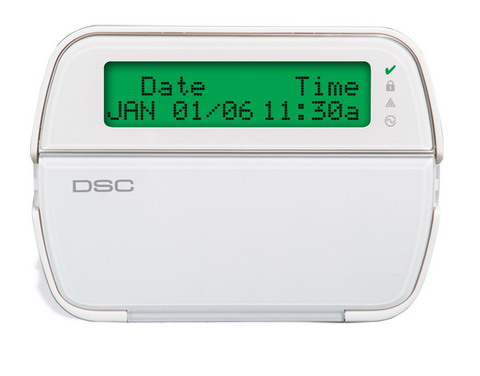 keypad dsc alarm panel  at gsmportal.co